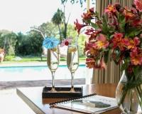 Welcome drinks - Villa Vista